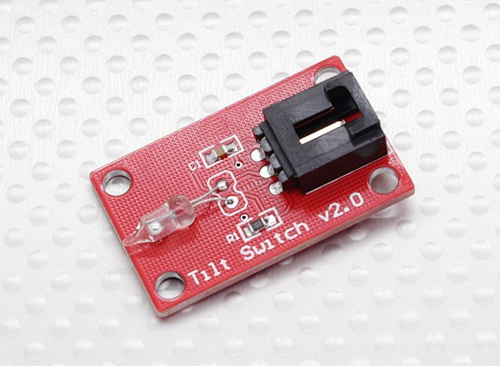 Kingduino Tilt Commutateur v2.0