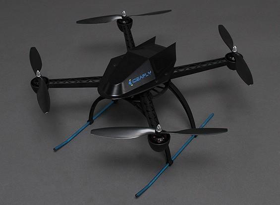 IDEAFLY IFLY-4 Quadcopter avec moteur / ESC / Contrôleur de vol (PNF)