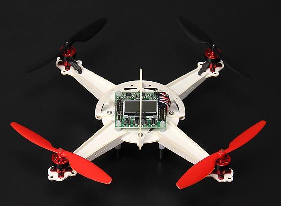 Turnigy Micro Quad V2 P & P ARF Inclut Conseil Flight Control LCD KK2.0