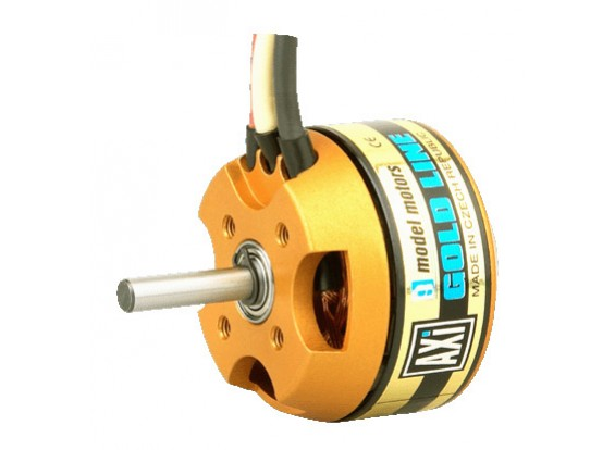 AXI 2808/20 GOLD LINE moteur Brushless