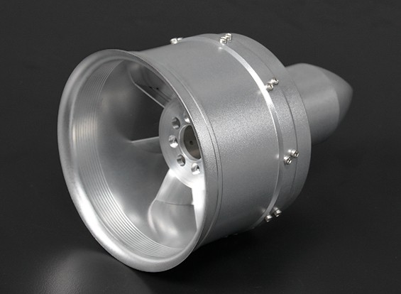 Alloy DPS Series 90mm 12-Blade Unité EDF avec Dissipateur