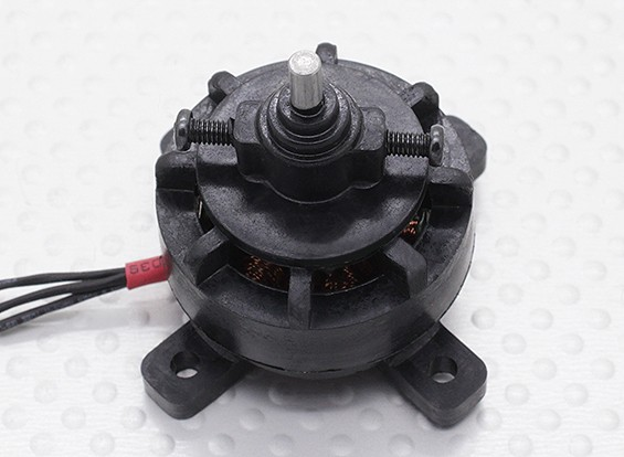 PM22S plastique Brushless Outrunner Motor