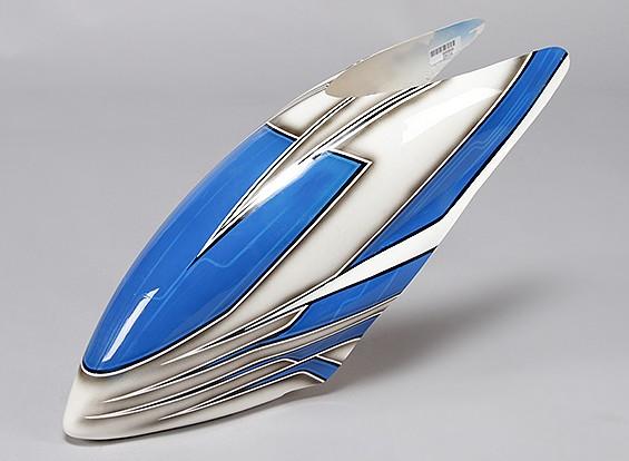 Turnigy High-End en fibre de verre Auvent pour Trex 600 Nitro