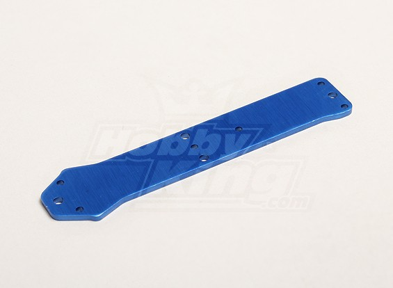 Aluminium Upper Deck avant - Turnigy Trailblazer XB et XT 1/5