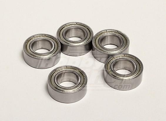 Roulement à billes 10x19x7mm (5pcs / bag) - Turnigy Twister 1/5