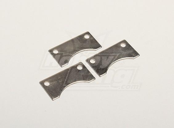 Nutech Disque de frein (3pcs / sac) - Turnigy Twister 1/5