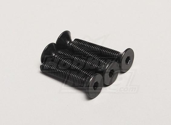 Grub Hex Vis M5x27mm (5pcs / bag) - Turnigy Twister 1/5