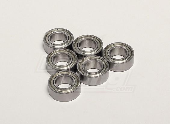Nutech Bearing 10 * 19 * 7 (x6) - Turnigy Titan 1/5 et Thunder 1/5