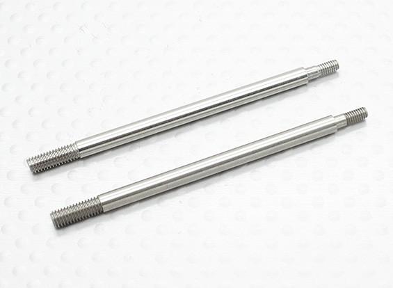 Amortisseur arrière Shaft centrale (2pcs) - A3015