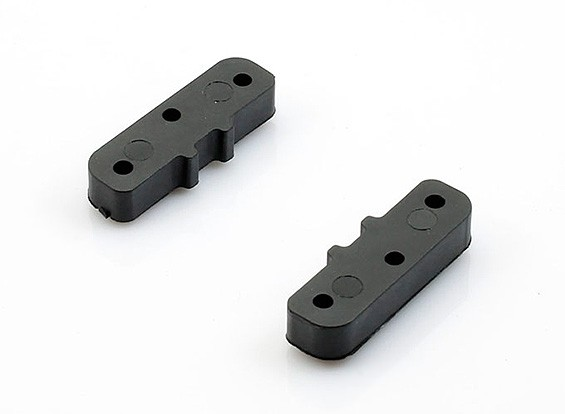 Suspension Arm Block - 1/10 Turnigy GT-10X Pan Car (2pc)