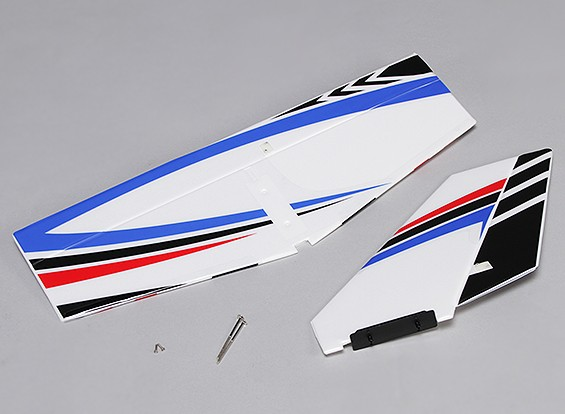 HobbyKing club formateur 1265mm - Remplacement Tail Set