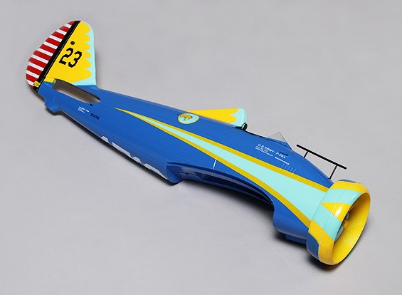 Boeing P-26A Peashooter 800mm - Remplacement Fuselage