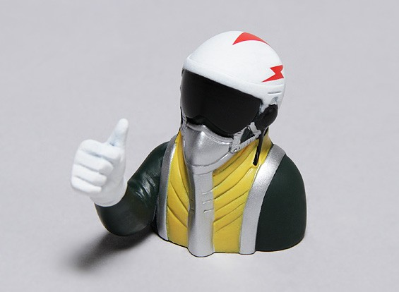 90mm Thumbs Up Jet Pilot EDF Classe (H51 x W41 x D61mm)