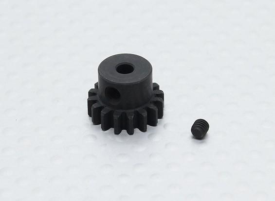 16T / 3.17mm 32 Emplacement en acier trempé Pignon