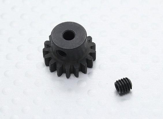 17T / 3.17mm 32 Emplacement en acier trempé Pignon