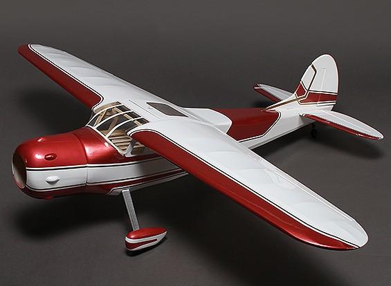 Cessna 195 aéronefs civils 1350mm (Balsa / Ply) Kit
