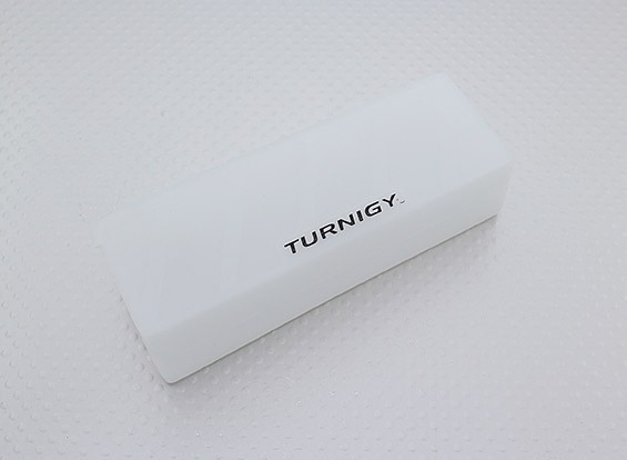 Lipo Protector Turnigy silicone Batterie (1600-2200mAh 3S-4S Clear) 110x35x25mm