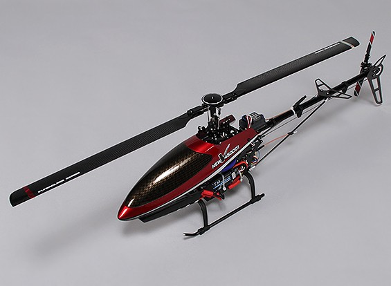 Walkera V450D01 FPV Flybarless Helicopter 6- Axis Gyro et Devo F7 (RTF)