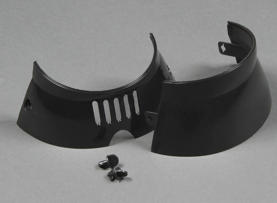 HobbyKing Go Découvrez FPV 1600mm - Remplacement Cowling (1set)