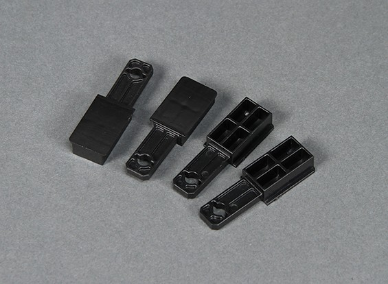 HobbyKing Go Discover FPV 1600mm - Remplacement Holder Wing Plastic (4pcs)