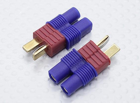 T-Connecteur Adaptateur Batterie EC3 Lead (2pc)