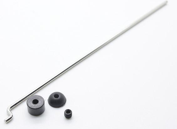 Toxique Nitro -Braking Linkage Rod