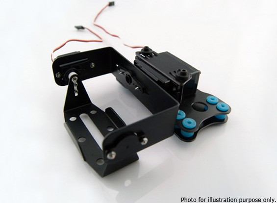 ActionCam Inline Gimbal pour FPV et Multi-Rotor