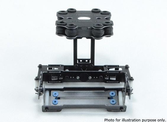 Navigator Dampener Smoothed Servo Gimbal pour FPV et Multi-Rotor