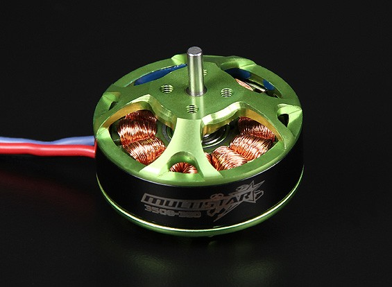 3508-380KV Turnigy Multistar 14 Pole Brushless multi Rotor-moteur Avec Leads Extra Long