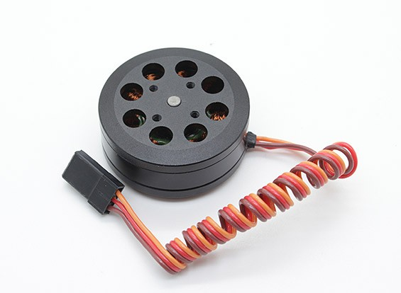 2804-210Kv Brushless Gimbal Motor (Idéal pour GoPro aux caméras style Compact)