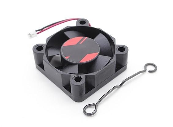 30mm haute vitesse ventilateur de refroidissement pour échelle 1 / 8ème voiture