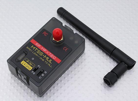RF-MFX720-F / H Module Série système Spectrum Multi-Protocol (MTSS-Mul) Futaba / Hitec