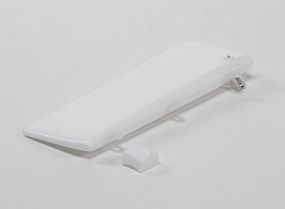 Durafly ™ Hyperbipe 900mm - Remplacement Rudder