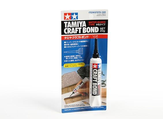 Tamiya à base d'eau Craft Bond (20g)