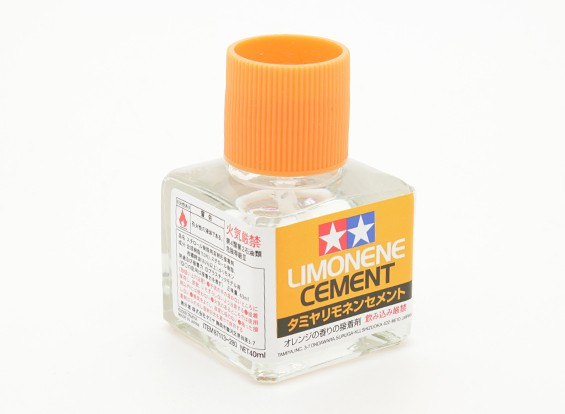 Tamiya Limonene Cement (40ml)