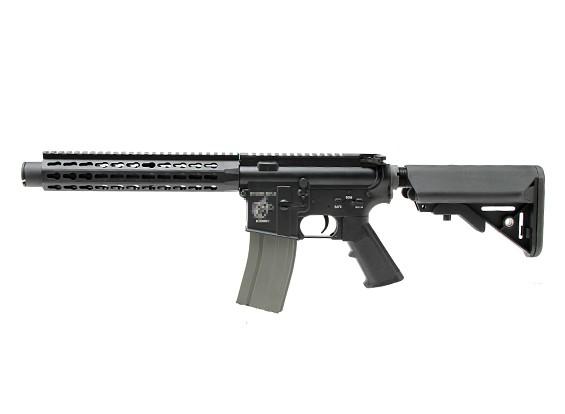 DYTAC Combat série UXR4 Recon M4 SBR AEG version standard (Noir)