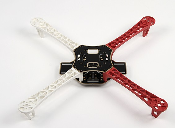 Q450 V3 en fibre de verre Quadcopter Cadre 450mm - intégré PCB Version