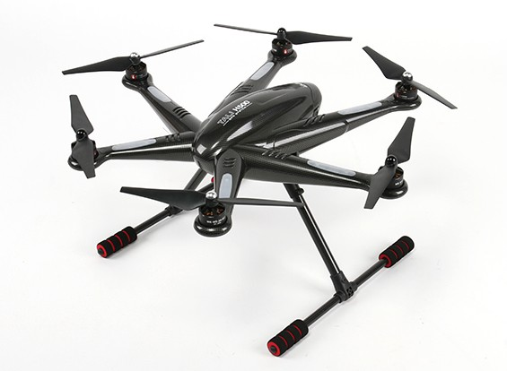 Walkera TALI H500 FPV Hexacopter w / out de la batterie (B & F)