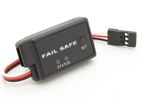 Perte Turnigy signal et batterie faible échouent en sécurité
