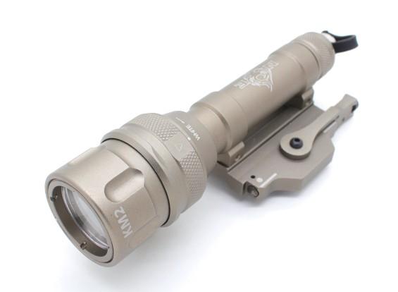Nuit Evolution M620V Tactical Light (Tan, la version complète)