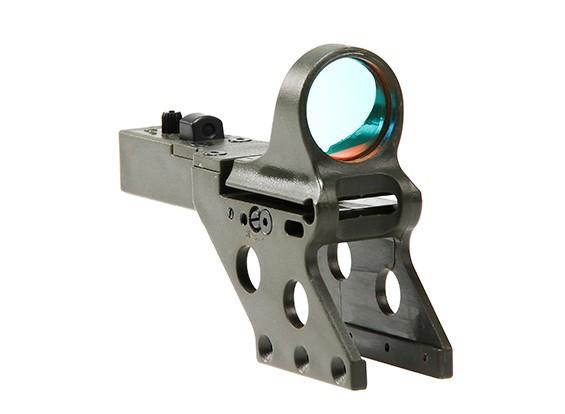 Element EX183 Voir Plus Reflax Sight pour HI-CAPA (Vert)