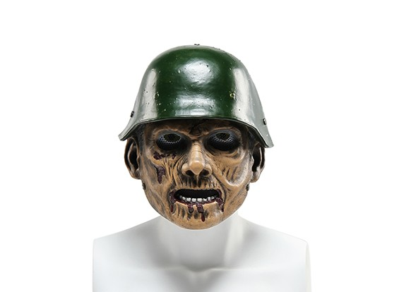 FMA Wire Mesh masque complet (WAR II Zombie)