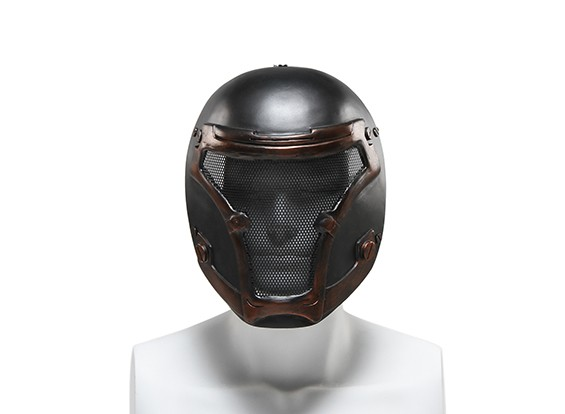 Masque FMA Wire Mesh Full Face (Biochemical Soliders)