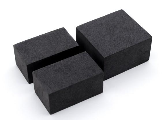 """Shorty"" Battery Pack Foam Block Set pour 1/10 Car / Truck / Buggy"