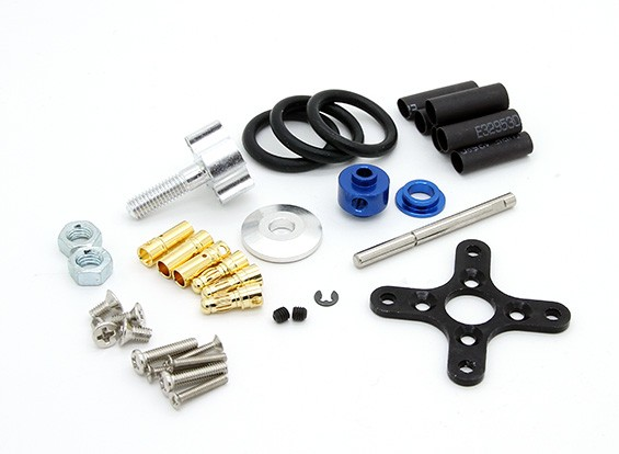 Turnigy 2209 Motor Pack d'accessoires (1 Set)