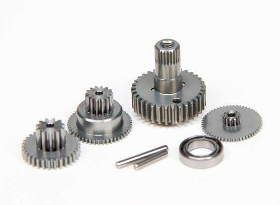 HK47902TM-HV, HK47002DMG et MIBL-70960 Replacement Servo Gear Set