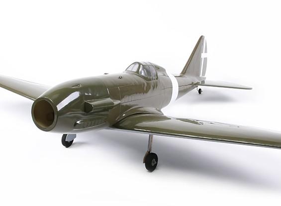 Reggiane Re.2005 Sagittario italienne Fighter 1650mm (ARF)