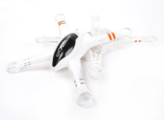 Walkera QR X350 Pro Quadcopter - Principal Set Body (1 jeu)