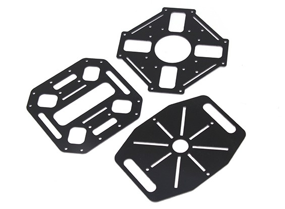 HobbyKing ™ SK450 remplacement Plate Set