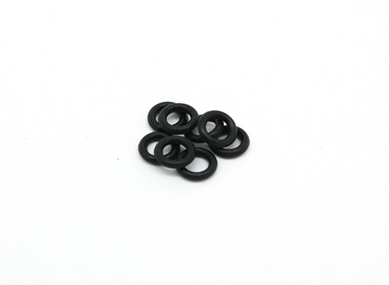O-ring pour Diff. (8pcs) - BSR Racing BZ-222 1/10 2WD Racing Buggy